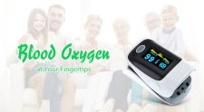 GearBest의 Digital Fingertip Pulse Oximeter 쿠폰 포함 $ 14