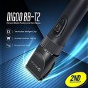 €12 with coupon for Digoo BB-T2 USB Ceramic R-Blade Hair Clipper Trimmer Rechargeable 4X Extra Limiting Comb Razor Silent Motor for Children Baby Men from BANGGOOD