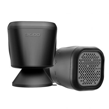 €9 with coupon for Digoo DG-MX10 TWS Wireless Hand-free Waterproof IPX7 bluetooth V4.2  from BANGGOOD