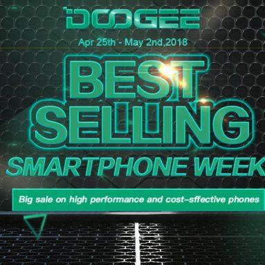 DOOGEE BRAND SMARTPHONES za najnižšie ceny prezerané na webe LEN OD BANGGOOD