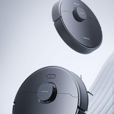 249 € cu cupon pentru aspiratorul Dreame Bot D9 Max Robot - Versiunea UE din depozitul UE EDWAYBUY