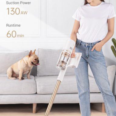 169 € avec coupon pour Aspirateur portable sans fil Dreame P10 Pro Version UE - Pour la maison Appareils ménagers 22kPa Écran LED Dépoussiéreur Aspirateur de tapis de sol de l'entrepôt de l'UE EDWAYBUY