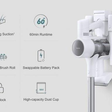 € 178 dengan kupon untuk Dreame T10 Handheld Cordless Vacuum Cleaner dari gudang UE GEEKBUYING