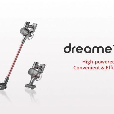 € 249 med kupong til Dreame T20 trådløs pinne håndholdt støvsuger fra EU CZ-lager BANGGOOD