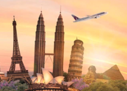 Valentines day offer save up to 20%   Qatar Airways, South Africa from Qatar Airways