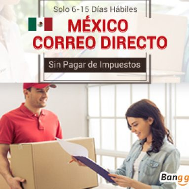 Up to 15% OFF Coupon Promotion for Mexico Direct Shipping from BANGGOOD TECHNOLOGY CO., LIMITED