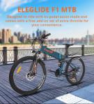 699 € con cupón para ELEGLIDE 26 Inch Tire F1 Bicicleta eléctrica plegable Bicicleta de montaña (batería extraíble de 10.4 Ah) del almacén de la UE GEEKMAXI