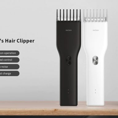 €14 with coupon for ENCHEN Boost USB Electric Hair Clipper Two Speed Ceramic Cutter Hair Fast Charging Hair Trimmer Children Hair Clipper From Xiaomi Youpin from BANGGOOD