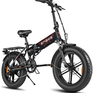 €862 with coupon for ENGWE EP-2 Pro 750W 20 Inch Fat Tire Foldable Electric Bike from EU warehouse GEEKMAXI