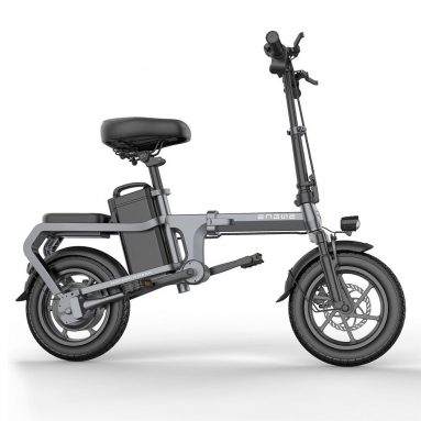 € 739 עם קופון ל- ENGWE X5S אופניים חשמליים מתקפלים ללא 14 אינץ 'ממחסן האיחוד האירופי PL GEEKBUYING
