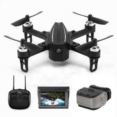$ 42 với phiếu giảm giá cho Eachine EX2mini Máy ảnh FPV không chổi than có chế độ góc Chế độ Acro Chế độ RC Drone Drone RTF từ BANGGOOD