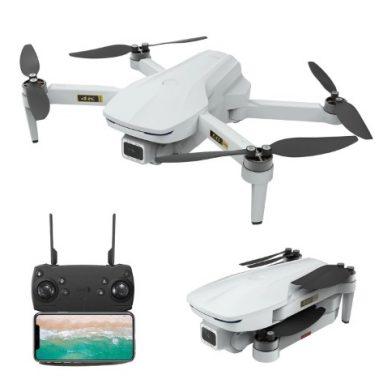 €89(Eachine EX5 5G WIFI 1KM FPV GPS 포함 4K HD 카메라 포함) 비행 시간 광학 흐름 30g 접이식 RC 드론 쿼드콥터 RTF – 229G WIFI 배터리 5m EU PL 창고에서 보관 가방 없음 BANGGOOD
