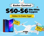 8% OFF Sitewide Code for Easter Carnival from BANGGOOD TECHNOLOGY CO., LIMITED