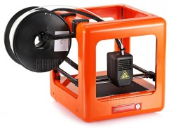 $139 with coupon for Easythreed E3D NANO Educational Household 3D Printer  –  EU  ORANGE from GearBest