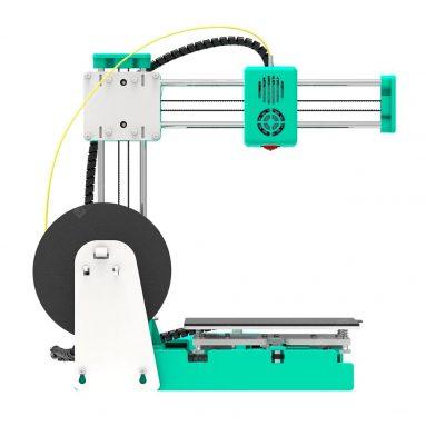 179 dolara s kuponom za Easythreed X4 Mini Build Volume 3D printer 150 x 150 x 150 mm s malim ležištem Potrošački osobni 3D pisač početne razine - Aquamarine X4-EU utikač GEARBEST