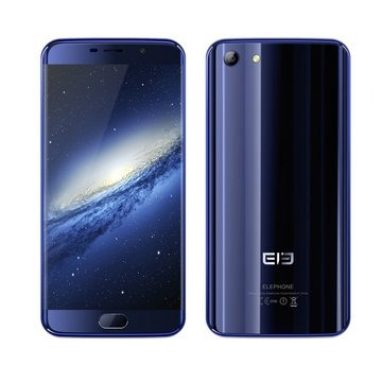 $88 with coupon for Elephone Global Version S7 5.5 inch Fingerprint 3GB RAM 32GB ROM from BANGGOOD