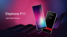 € 91 مع كوبون لـ Elephone P11 4G Phablet 6.0 inch MTK X25 Deca Core 4GB RAM 128GB ROM - Black من GEARBEST
