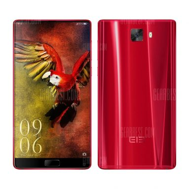 $159 with coupon for Global ROM Elephone S8 4GB RAM 64GB ROM Smartphone from BANGGOOD