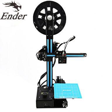 $155 with coupon for Ender Desktop 3D Printer Kit – EU PLUG BLACK