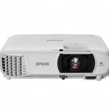 € 405 met coupon voor Epson CB-X05 XGA 3LCD-projector 3300 Lumens 300-inch scherm 1024X768dpi Meerdere interfaces Home Office Theaterprojector met afstandsbediening van BANGGOOD