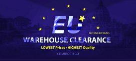 EU Warehouse GearBest Massive Sale