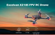 $179 with coupon for Excelvan X218S BLHeli – S F4 600TVL Camera FPV RC Drone – BLACK BNF ( FRSKY RECEIVER ) from GearBest