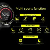 $55 with coupon for F1 Touchscreen GPS Sport Smartwatch from TOMTOP