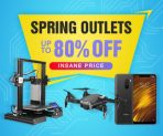 6% Sitewide Coupon for Spring Clearance with All Electronic Items from BANGGOOD TECHNOLOGY CO., LIMITED