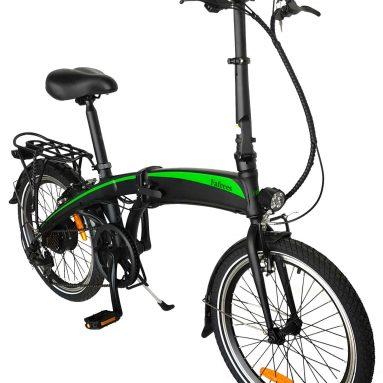 Fafrees 689F20 쿠폰 포함 € 055 20AH 배터리 포함 7.5 인치 접이식 전기 자전거 33 – 35km 범위 EU 독일 창고 TOMTOP