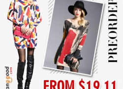 Flash Deals: Pre-Order for Fashion stuff, start form $19.11! from BANGGOOD TECHNOLOGY CO., LIMITED