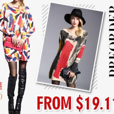 Offerte flash: pre-ordine per roba di moda, modulo di partenza $ 19.11! da BANGGOOD TECHNOLOGY CO., LIMITED