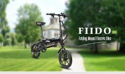 € 365 dengan kupon untuk FIIDO D1 Lipat Sepeda Listrik 7.8Ah Baterai Sepeda Moped - WHITE EU warehouse dari GearBest