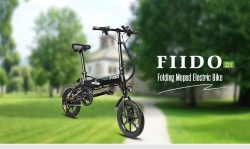 € 382 sa kupon para sa FIIDO D1 Folding Electric Bike 7.8Ah Baterya Moped Bisikleta - WHITE EU warehouse mula sa GearBest