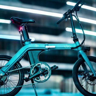 742 € sa kuponom za FIIDO D11 11.6Ah 36V 250W 20-inčni sklopivi moped bicikl 25km / h Najveća brzina 80KM-100KM Kilometraža Električni bicikl iz skladišta EU CZ BANGGOOD