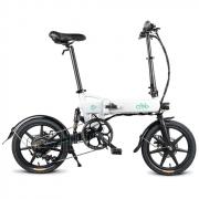 € 402 FIIDO D2 Katlanır Kuponlu Elektrikli Bisiklet E-bisikleti için kuponlu - GEARBEST'ten Crystal Cream AB deposu