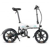 € 402 με κουπόνι για FIIDO D2 Ηλεκτρικό ποδήλατο με διπλό μοτοποδήλατο Ηλεκτρονικό ποδήλατο - Crystal Cream EU αποθήκη από το GEARBEST