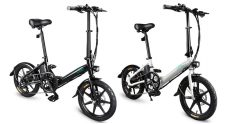 €464 with coupon for FIIDO D3S 16 Inch Variable Speed Folding Power Assist Electric Bicycle EU GERMANY WAREHOUSE from TOMTOP