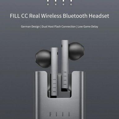 FIIL CC TWS वायरलेस ब्लूटूथ इयरफ़ोन के लिए कूपन के साथ $ 58, GEARBEST से Xiaomi Youpin से शोर न्यूनीकरण स्पोर्ट हेडफोन