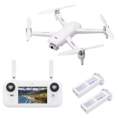 €218 with coupon for FIMI A3 5.8G 1KM FPV with 2-axis Gimbal RC Drone ( Xiaomi Ecosystem Product ) – White 2 Batteries from GEARBEST
