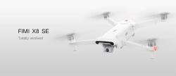 € 371 cu cupon pentru FIMI X8 SE 5KM FPV Cu camera cu axa 3 Gimbal GPS 4K 33mins Timp de zbor RC Drone Quadcopter RTF de la BANGGOOD