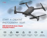 €394 with coupon for Xiaomi FIMI X8 SE 5KM FPV With 3-axis Gimbal 4K Camera GPS 33mins Flight Time Black RC Drone Quadcopter RTF – One Battery With Storage Bag EU SPAIN WAREHOUSE from BANGGOOD