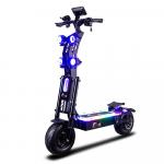 2761 євро з купоном на FLJ SK2 45Ah 72V 8000W Двомоторний складний мопед Електричний скутер 13 дюймів 90 км / год Максимальна швидкість 90-130 км Діапазон пробігу Макс. Навантаження 180 кг - 1 зі складу ЄС CAN BANGGOOD
