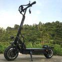 1356 € مع كوبون لـ FLJ T113 11 بوصة 60V 3200W سكوتر كهربائي ثنائي المحرك مع عجلة كبيرة على الطرق الوعرة E Bikefor Adults - LG32Ah Battery No Seat EU Warehouse من GEARBEST