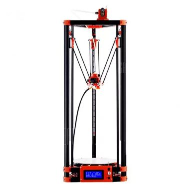 $167 with coupon for FLSUN FL – K Base Delta 3D Printer Kit  –  US PLUG BLACK from GearBest