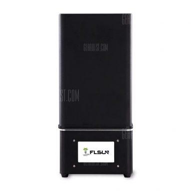 FLSUN S 529D Yazıcı ile 3-inç Dokunmatik Ekranlı kuponlu $ 4.3 - GearBest'den US PLUG BLACK