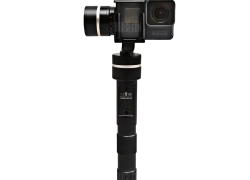 $135 with coupon for FY FEIYUTECH G4 QD 3-axis Stabilized Handheld Gimbal  –  BLACK from GearBest