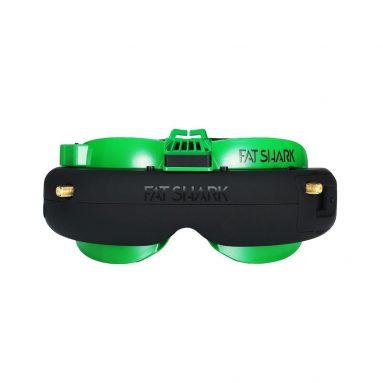 € 225 s kupónom pre Fatshark Attitude V5 OLED FPV okuliare 5.8Ghz True Diversity RF podpora DVR AV-IN / OUT pre RC Drone od BANGGOOD