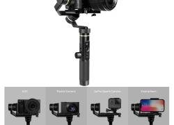 €192 with coupon for Feiyu Tech G6P G6 Plus 3-Axis Stabilized Handheld FPV Gimbal For Smartphone GoPro ILDC Pocket Camera from BANGGOOD