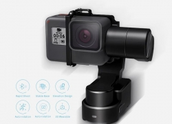 €119 with coupon for Feiyu Tech WG2X 3-Axis Wearable Gimbal Camera Stabilizer Compatible With GoPro HERO 7/6/5/4/ Session from BANGGOOD
