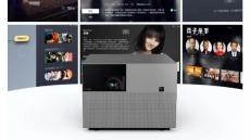 551 євро з купоном на проектор Fengmi Vgue Pro 1600 ANSI Lumens Full HD 1080P Інтелектуальне розпізнавання голосу DLP Вбудований світлодіодний проектор для домашнього кінотеатру Bluetooth зі складу EU CZ BANGGOOD